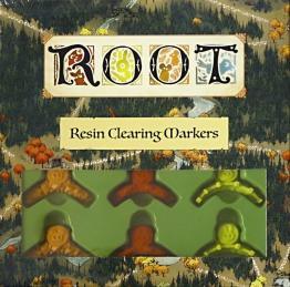 Root: Resin Clearing Markers - obrázek