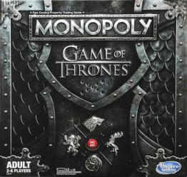 Monopoly Game of Thrones ENG