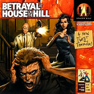 Betrayal at House on the Hill - obrázek