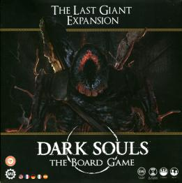 Dark Souls: The Board Game – The Last Giant Boss Expansion - obrázek