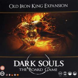 Dark Souls: The Board Game – Old Iron King Boss Expansion - obrázek