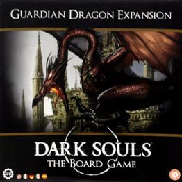 Dark Souls: The Board Game – Guardian Dragon Boss Expansion - obrázek