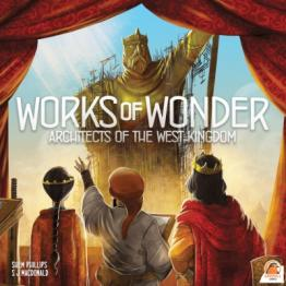 Architects of the West Kingdom: Works of Wonder - obrázek