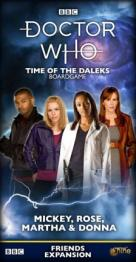 Doctor Who: Time of the Daleks – Mickey, Rose, Martha & Donna - obrázek
