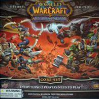 World of Warcraft Miniatures Game (Core+figúrky)