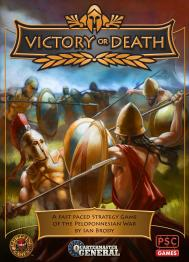 Quartermaster General: Victory or Death – The Peloponnesian War - obrázek