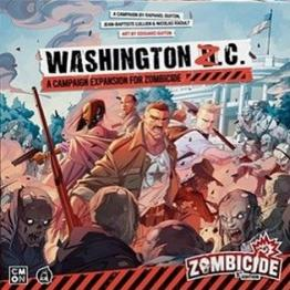 Zombicide 2nd Edition - Washington Z.C. (KS, nová)