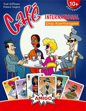 Café international, karetní hra