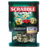 Scrabble scramble (kostkový scrabble)