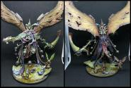 Mortarion, Daemon Primarch of Nurgle (Death Guard)
