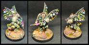 Biologus Putrifier (Death Guard Elite)