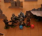 Chaos vs Space Marines