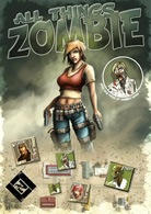 All Things Zombie: The Boardgame - obrázek