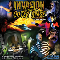 Invasion from Outer Space: The Martian Game - obrázek