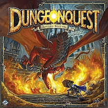 Dungeonquest - 3rd edition