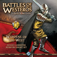 Battles of Westeros: Wardens of the West - obrázek