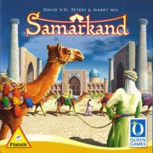 Samarkand: Routes to Riches 2010