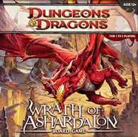 Dungeons & Dragons: Wrath of Ashardalon Board Game - obrázek