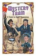Ticket to Ride: Mystery Train Expansion - obrázek