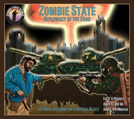 nerozbalená Zombie State: Diplomacy of the Dead