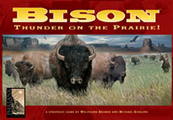 Bison - Thunder on the Prairie