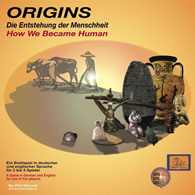 Origins: How We Became Human - obrázek