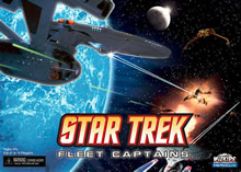Star Trek Fleet Captains + Romulans