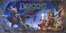 Descent 1st ed. PROMO hrdina Nara The Fang (2009)