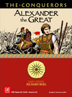 Conquerors, The : Alexander the Great - obrázek