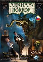 Arkham Horror - Curse of the Dark Pharaoh EN