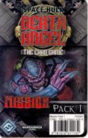 Space Hulk: Death Angel - The Card Game - Mission Pack 1 - obrázek