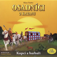 Catan - Kupci a barbaři