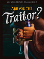 Are You the Traitor? - obrázek