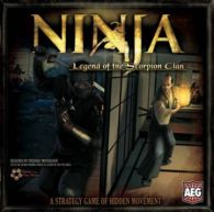 Ninja: Legend Of The Scorpion Clan - obrázek