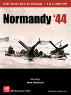 Normandy '44 + Disaster at D-Day