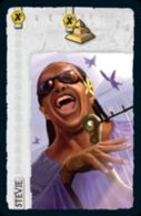 7 Wonders: Leaders - Stevie Wonder Promo Card - obrázek