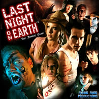 Prodám Last Night On Earth - The Zombie Game