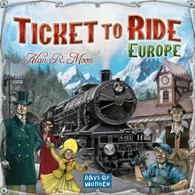 Ticket to Ride: Evropa