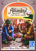Alhambra: The Dice Game - obrázek