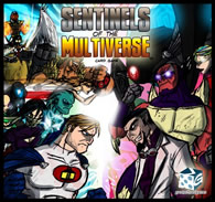 Sentinels of the Multiverse 2nd Edition + expanze