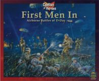 Conflict of Heroes: First Men In - Normandy 1944 - obrázek