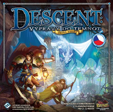 Descent 2nd - 8x Lieutenant Pack