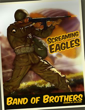 Band of Brothers: Screaming Eagles - obrázek