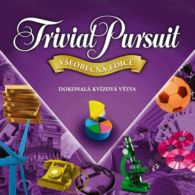 Kvíz Trivial pursuit Disney edition (nesehnatelná)