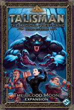 Talisman (fourth edition): The Blood Moon - obrázek