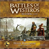 Battles of Westeros: House Baratheon Army Expansion - obrázek