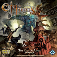 City of Thieves: King of Ashes - obrázek