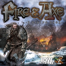Fire & Axe: A Viking Saga