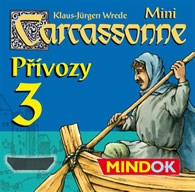 Carcassonne Mini 3 - Přívozy