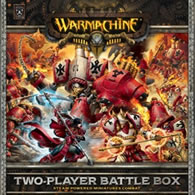 Warmachine Two Player Battlebox - nová